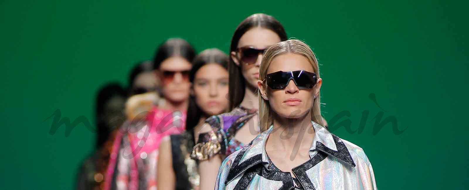 Mercedes Fashion Week Madrid: Custo BCN Otoño Invierno 2018-2019