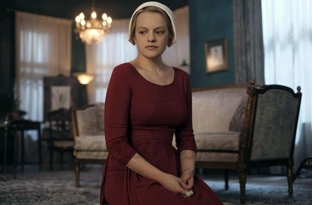 Elisabeth Moss - El cuento de la criada -© Hulu