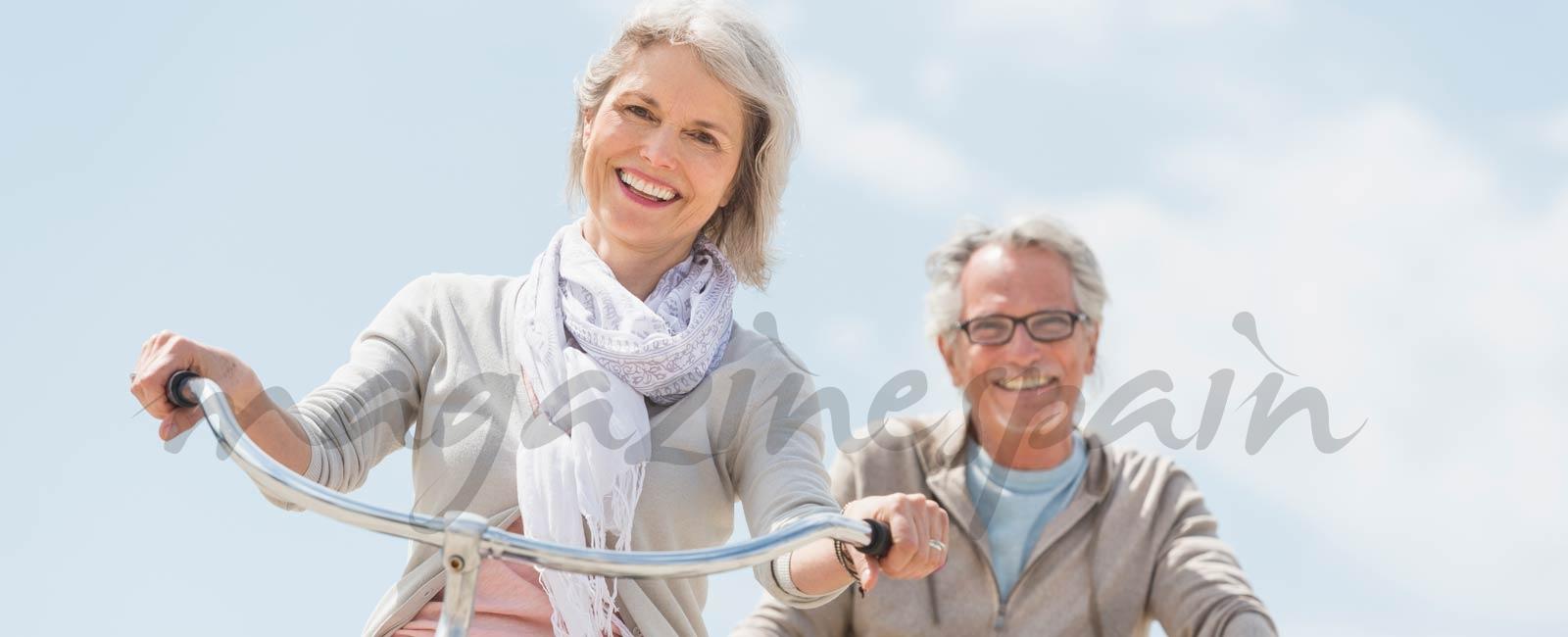 Claves para afrontar el envejecimiento con felicidad