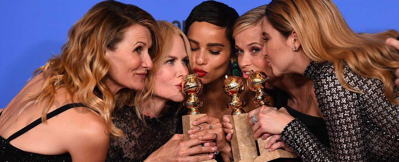 Los ganadores de los Globos de Oro 2018: Lista completa