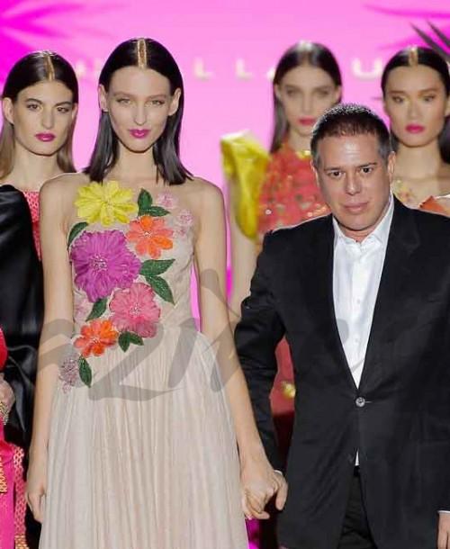 Mercedes Fashion Week Madrid: Hannibal Laguna Otoño Invierno 2018-2019