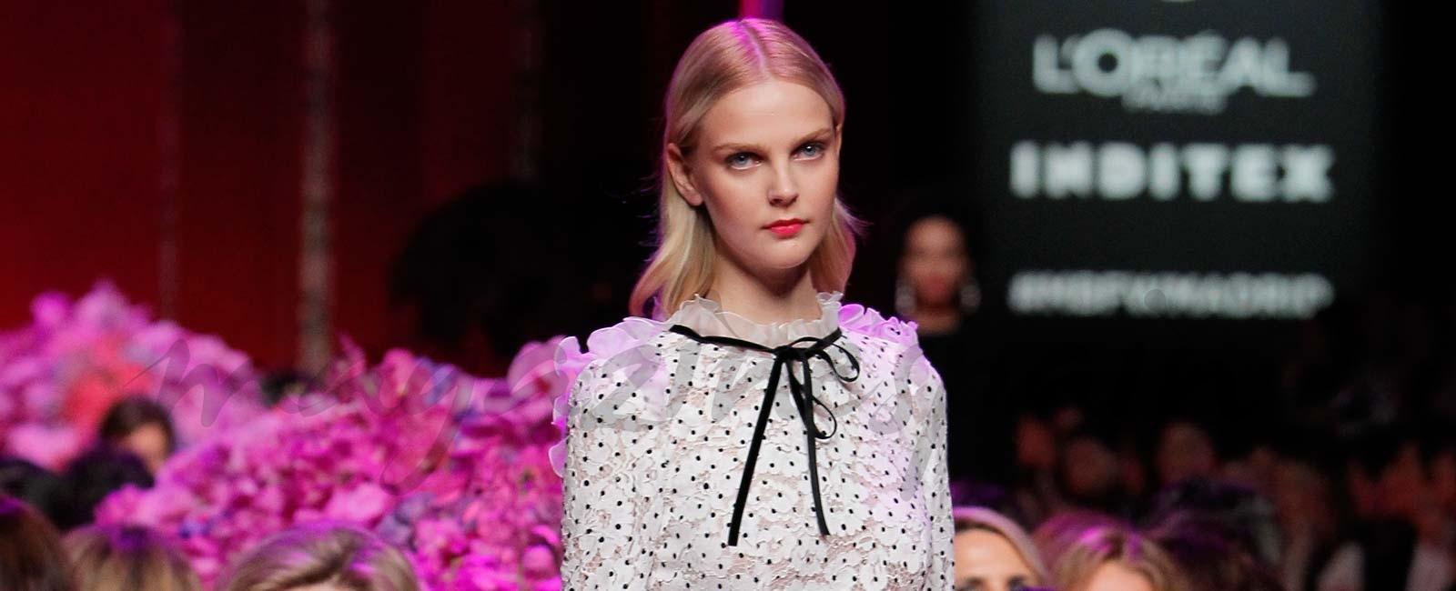Mercedes Fashion Week Madrid: Jorge Vázquez Otoño Invierno 2018-2019