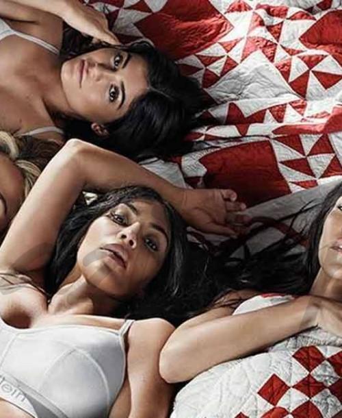 Las imágenes más sensuales de las Kardashian para Calvin Klein