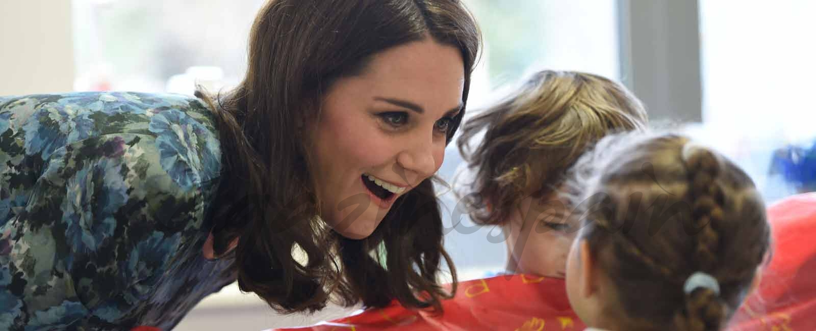 Kate Middleton vuelve al colegio
