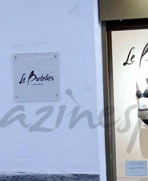 La lencería de alta costura, por Fran Larrañaga en Le Bratelier