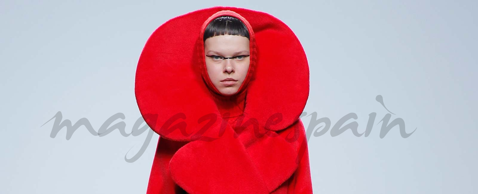 Mercedes Fashion Week Madrid: María Escoté Otoño Invierno 2018-2019