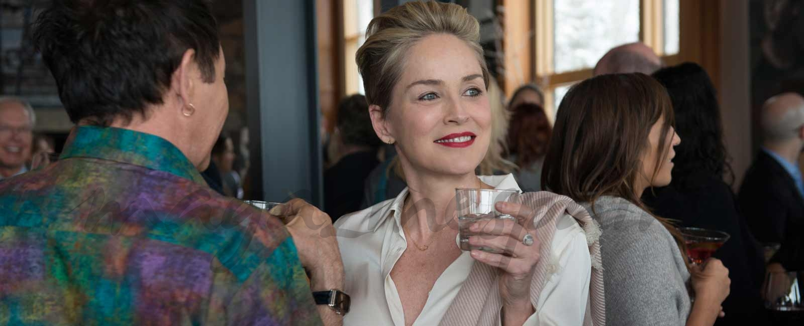 Estreno de «Mosaic», la nueva serie de Sharon Stone