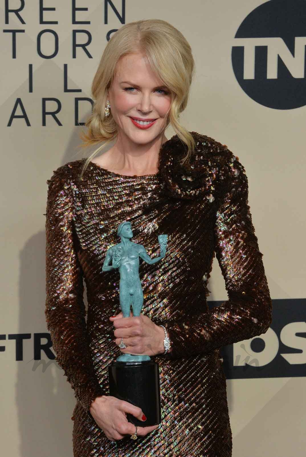 Nicole Kidman - Premios SAG 2018