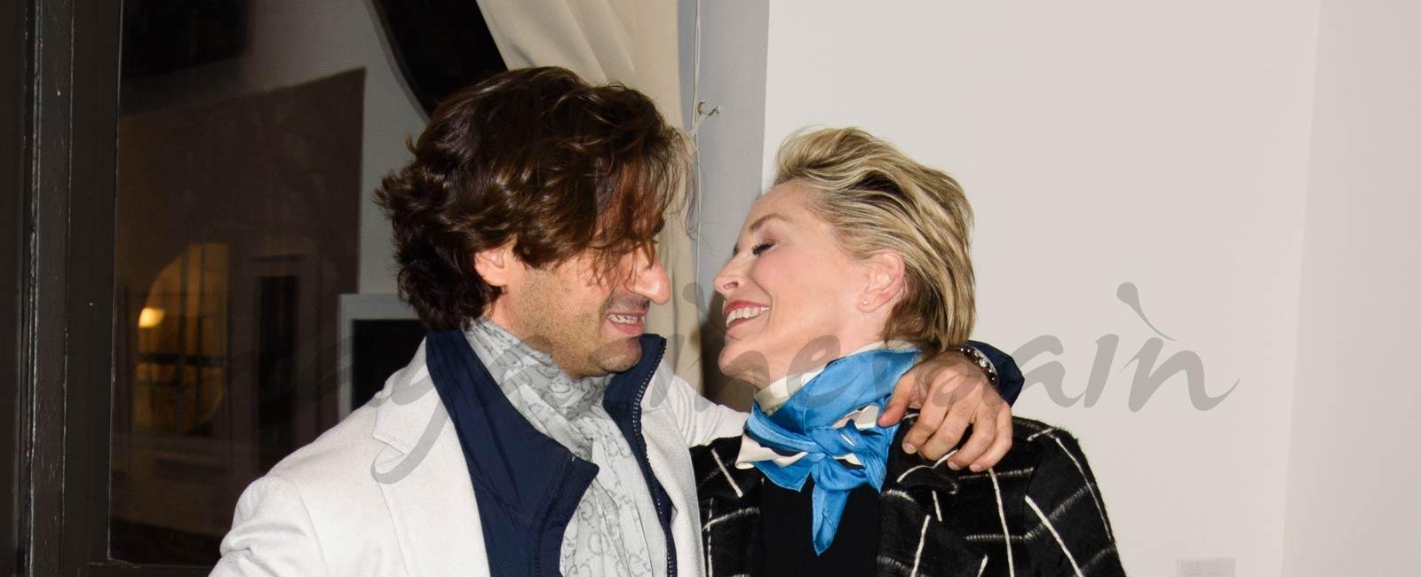 ¿Quién es el nuevo «toy boy» de Sharon Stone?