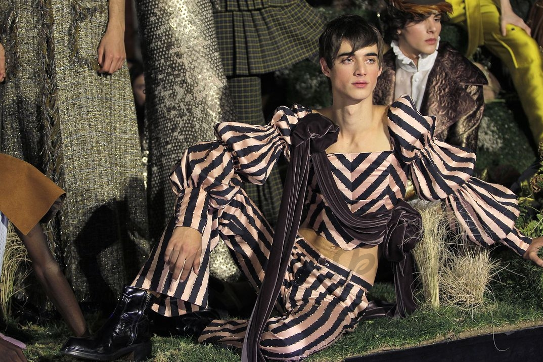 Mercedes Fashion Week Madrid: Palomo Spain Otoño Invierno 2018-2019
