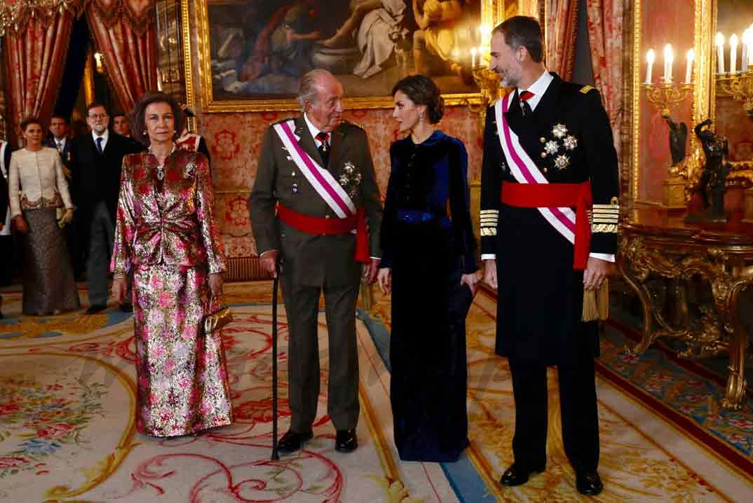Pascua Militar @ Casa S.M. El Rey