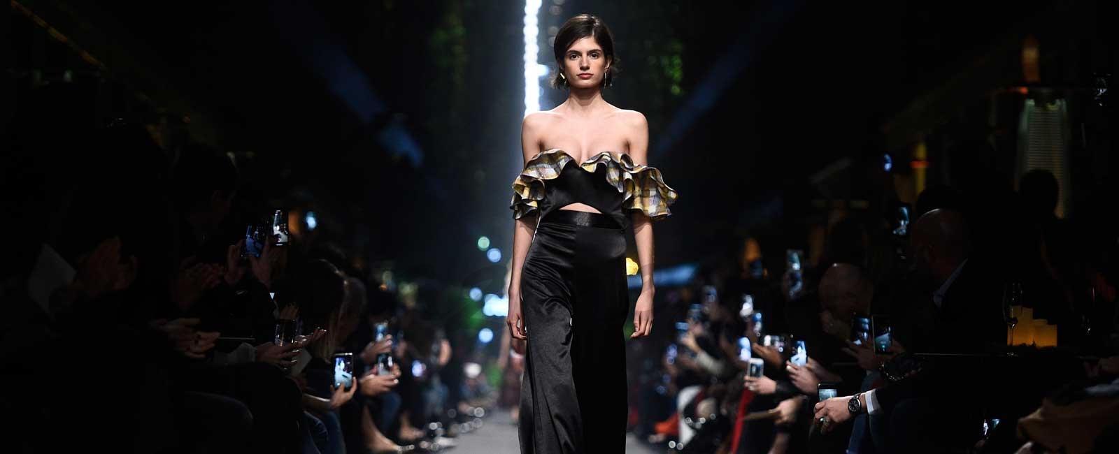 Mercedes Fashion Week Madrid: Pedro del Hierro Otoño-Invierno 2018-2019