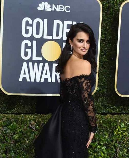 ¿Por qué Hollywood ha elegido el negro para los Globos de Oro?