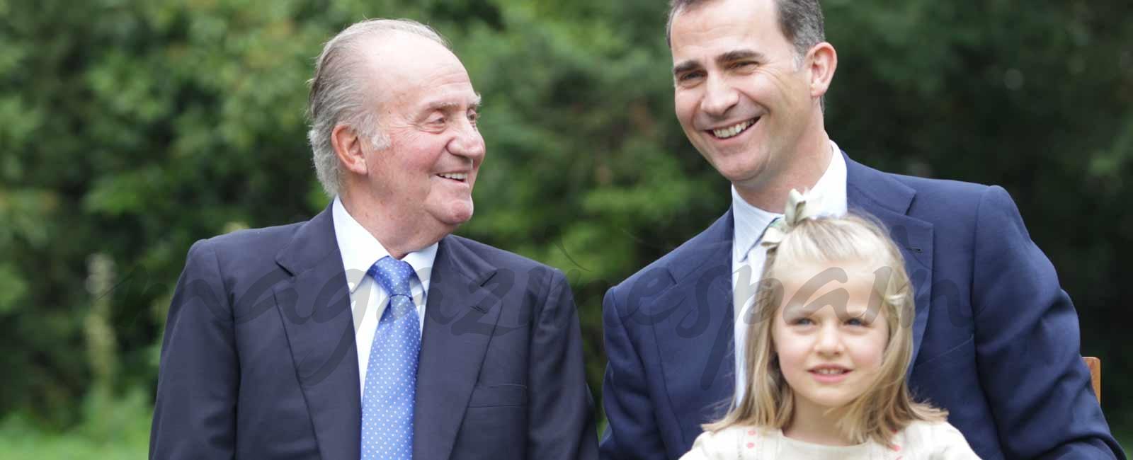 Las imágenes más entrañables del Rey Juan Carlos con motivo de su 80 cumpleaños