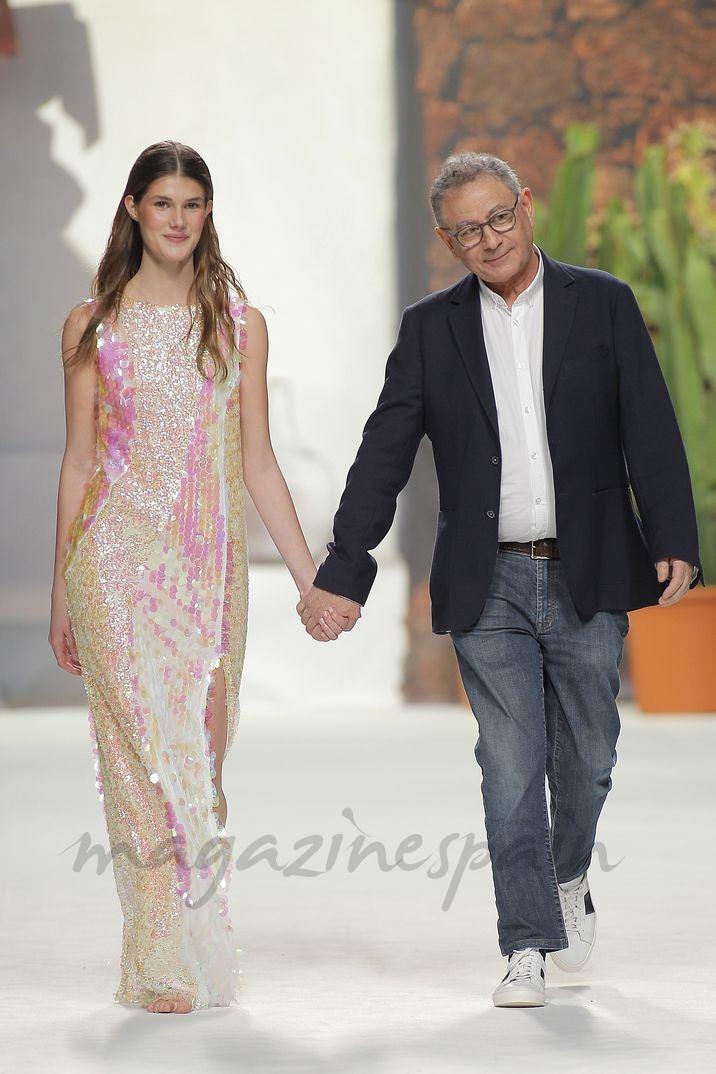 Mercedes Fashion Week Madrid: Roberto Verino Otoño Invierno 2018-2019