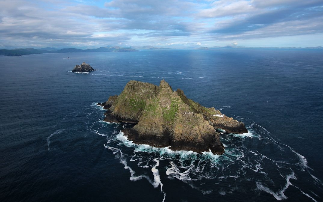 Skellig Michael / ©Failte Ireland