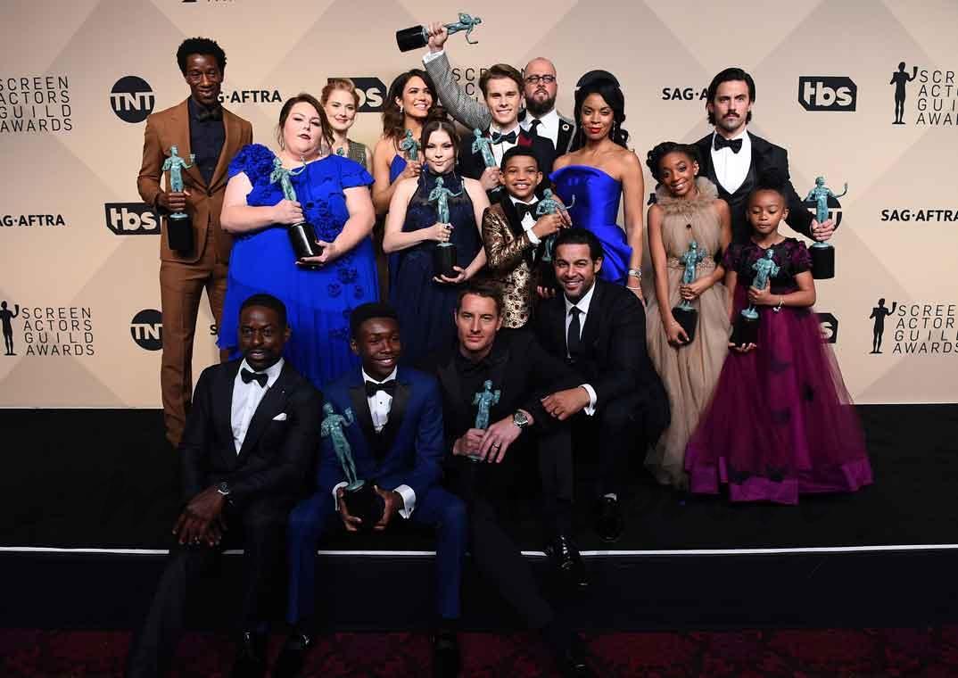 This is us - Premios SAG 2018