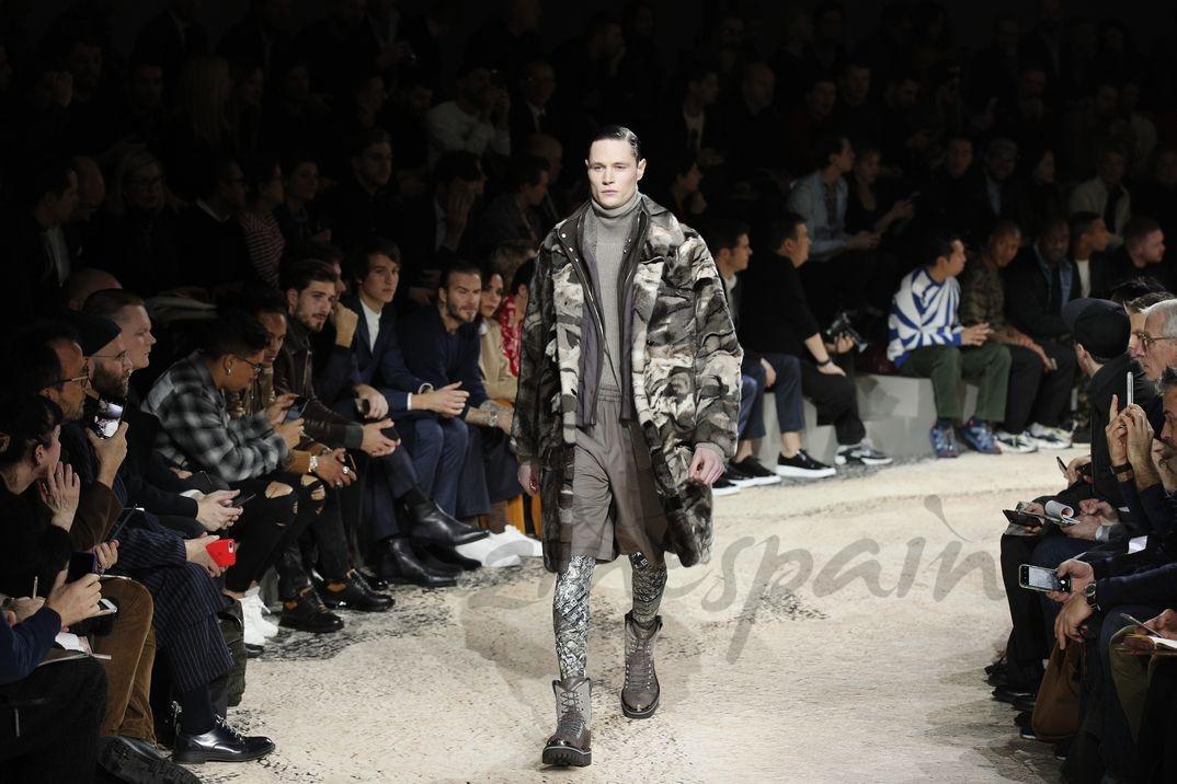 Paris Men Fashion Week - Louis Vuitton Otoño-Invierno 2018