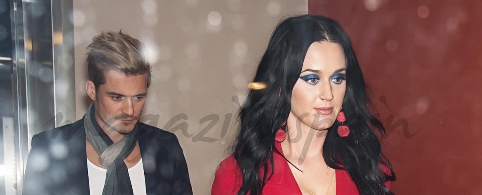 Katy Perry y Orlando Bloom ¿juntos de nuevo?