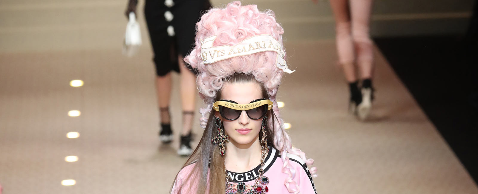 Milan Fashion Week: Dolce & Gabbana Otoño-Invierno 2018/2019
