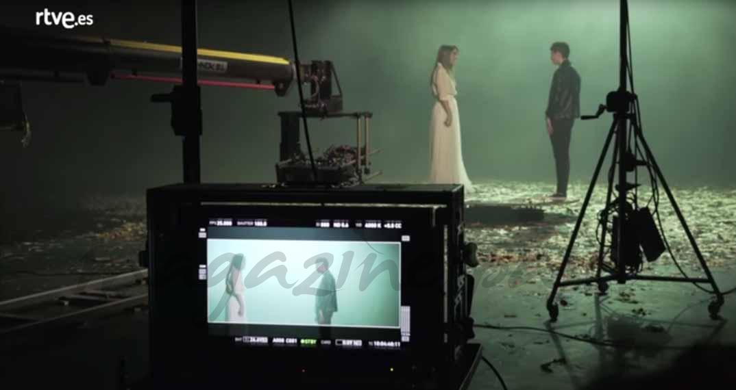 Alfred y Amaia - videoclip- Tu Canción © RTVE