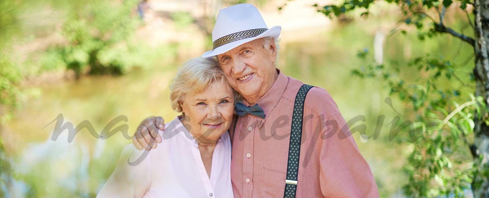 Claves para intensificar tu vida amorosa después de la jubilación