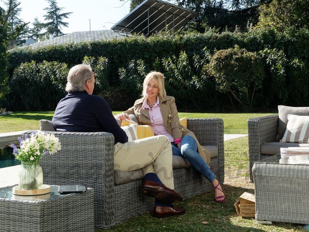 Bertín Osborne y Belén Rueda - Mi casa es la tuya - © Mediaset