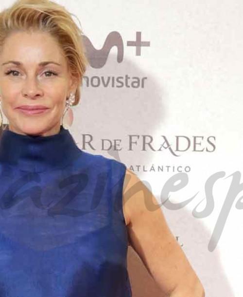 """Belén Rueda espectacular en el estreno de """"El cuaderno de Sara"""""""