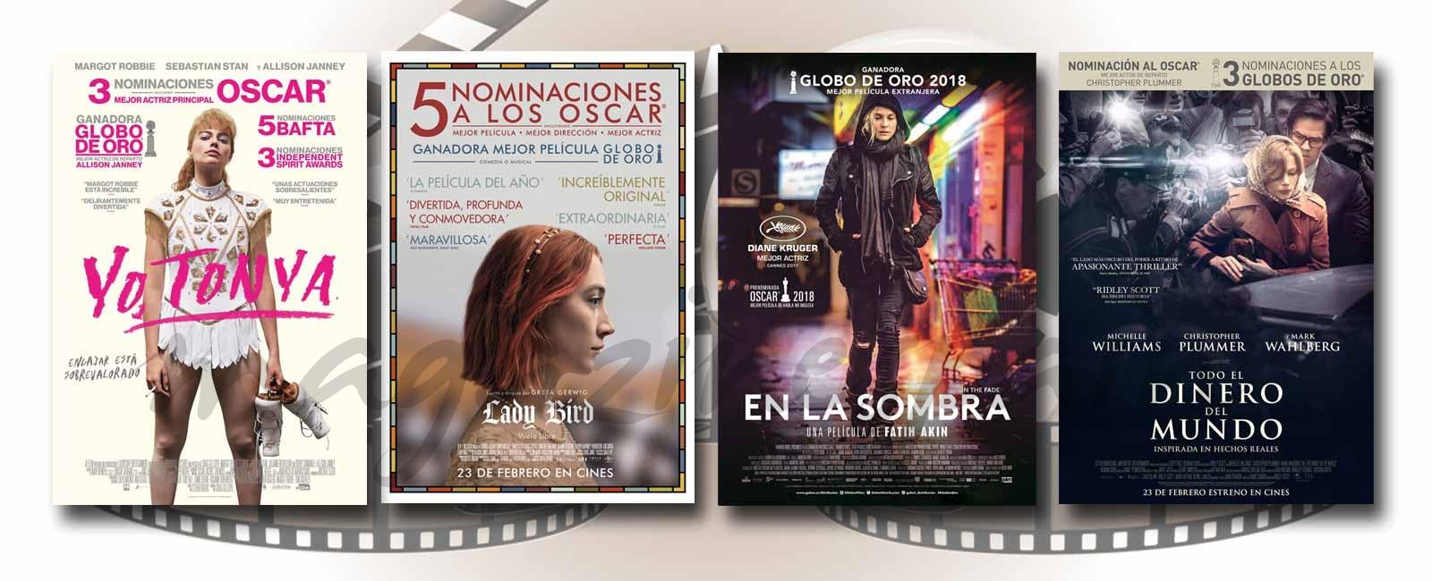 Estrenos de Cine de la Semana… 23 de Febrero 2018
