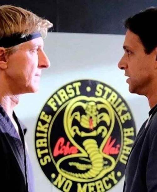 """""""Cobra Kai"""", la serie secuela de """"Karate Kid""""- Estreno en Netflix de las Temporadas 1 y 2"""