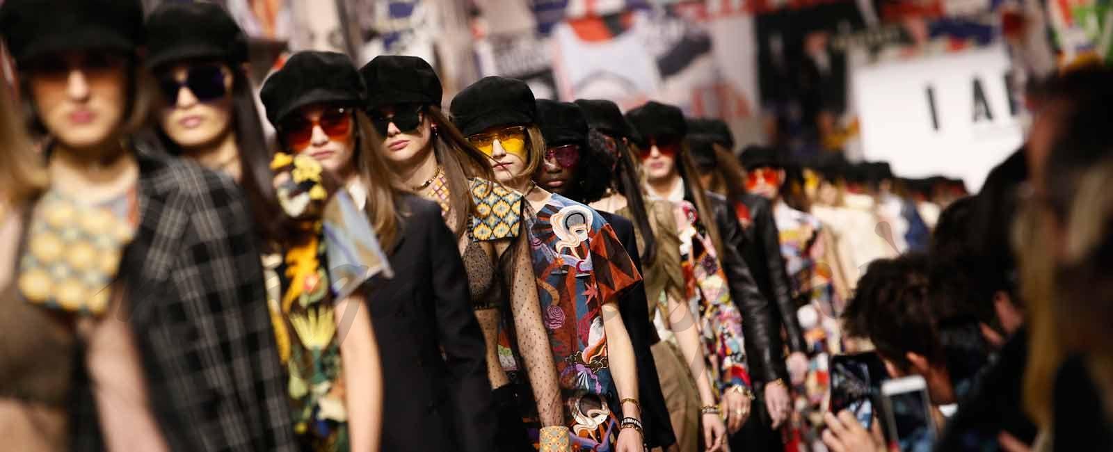 París Fashion Week: Christian Dior Otoño-Invierno 2018/2019