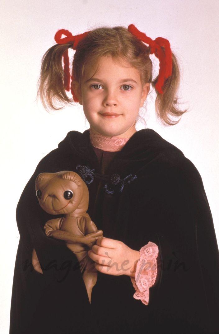 """Drew Barrymore - """"ET El Extraterrestre"""" - 1982"""
