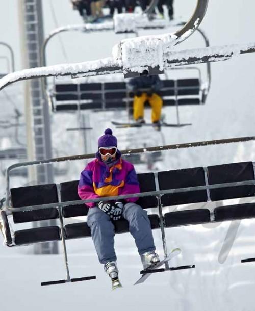 Próxima escapada: ¡A esquiar!