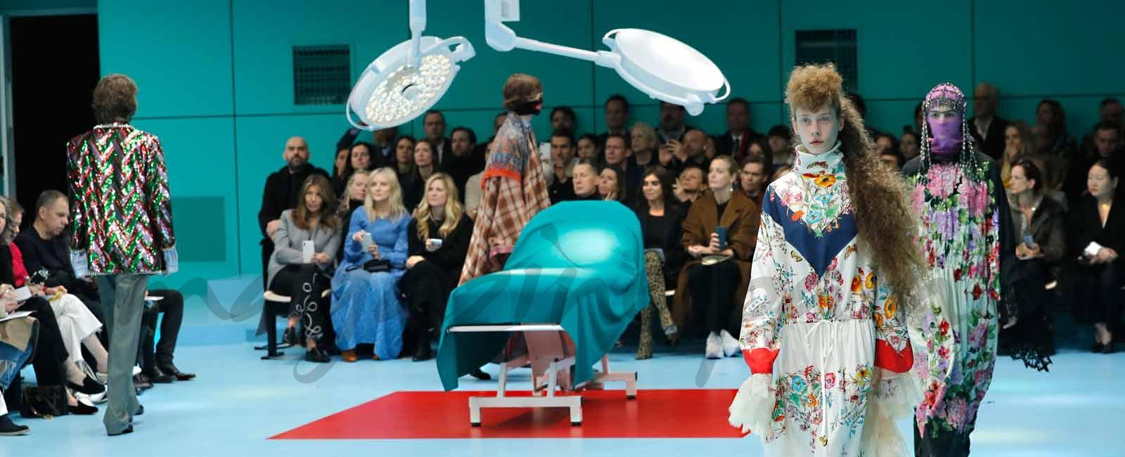 Milan Fashion Week: Gucci Otoño-Invierno 2018/2019