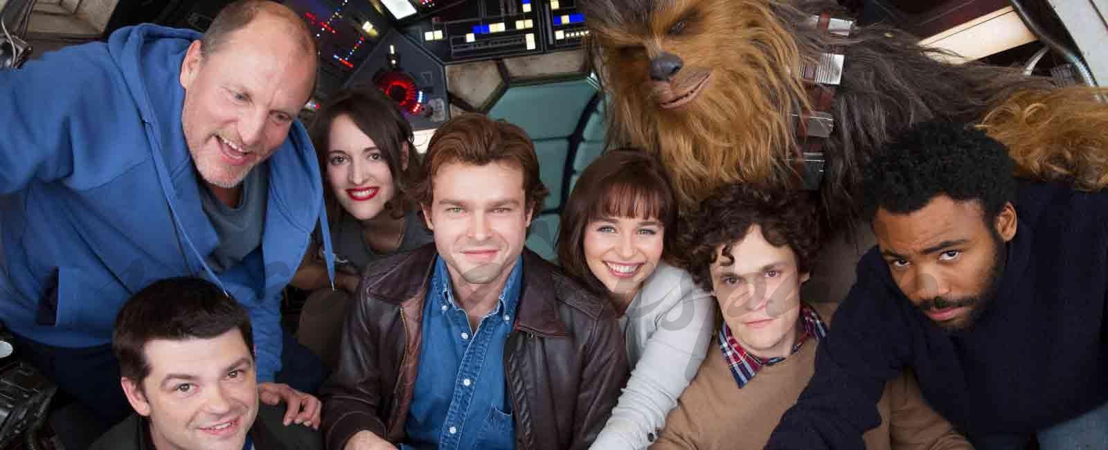 Primer 'teaser' de 'Han Solo, una historia de Star Wars'