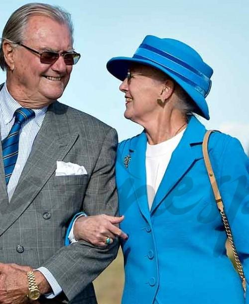Fallece Henrik de Dinamarca, marido de la reina Margarita