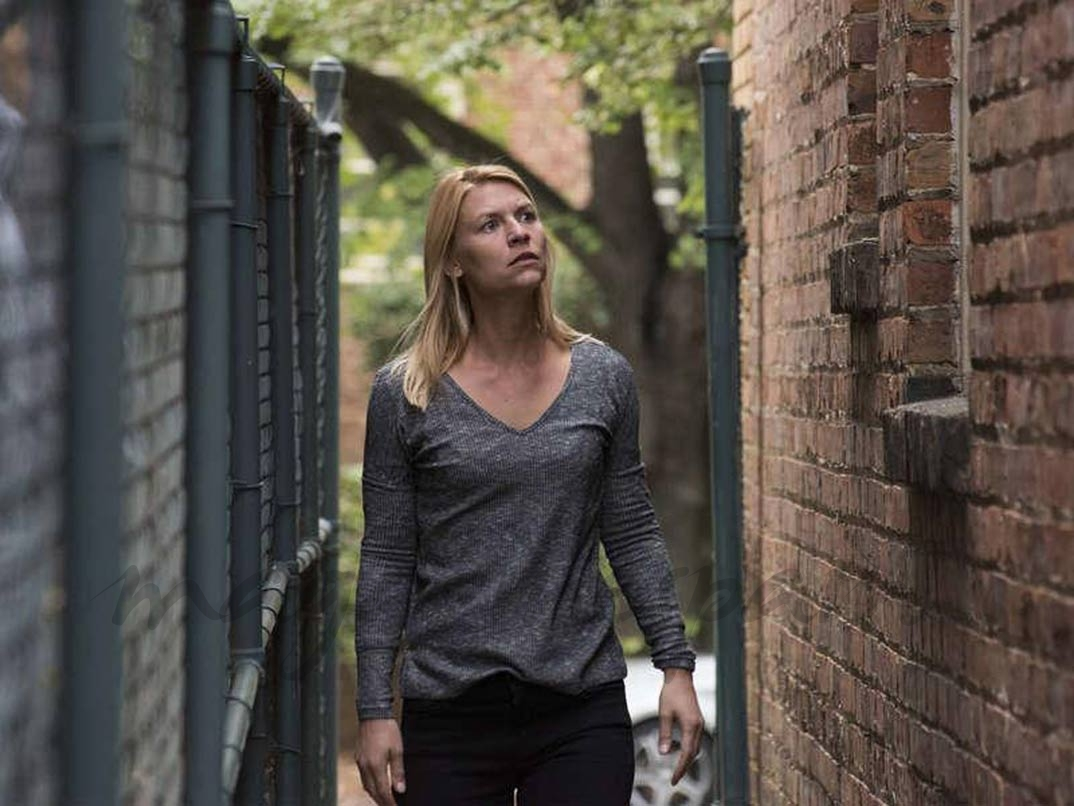 Claire Danes - Homeland - © Showtime