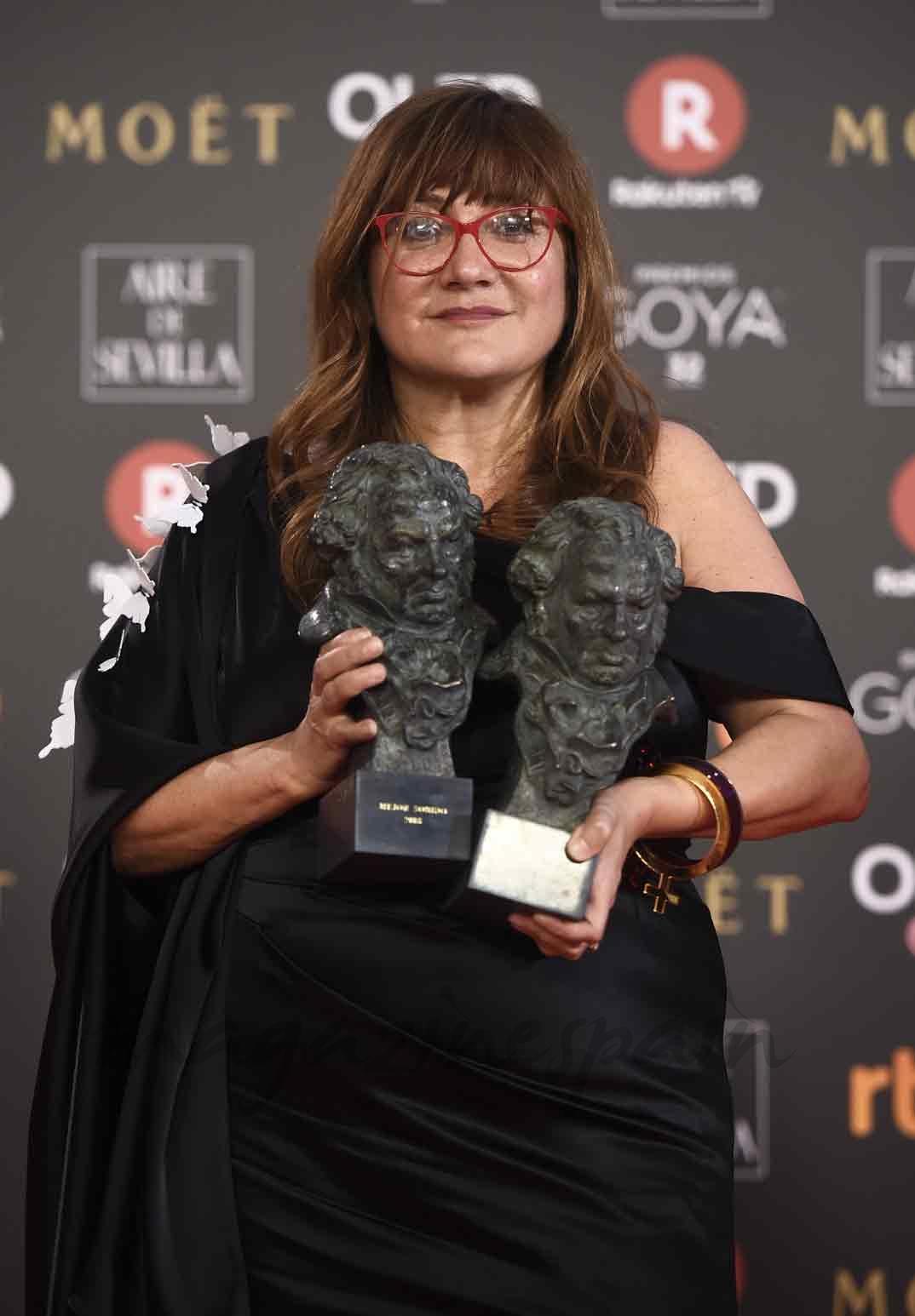 Isabel Coixet - Premios Goya 2018