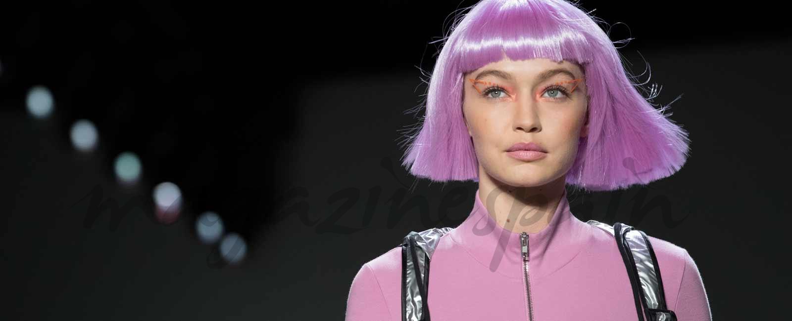 New York Fashion Week Otoño-Invierno 2018-2019: Jeremy Scott