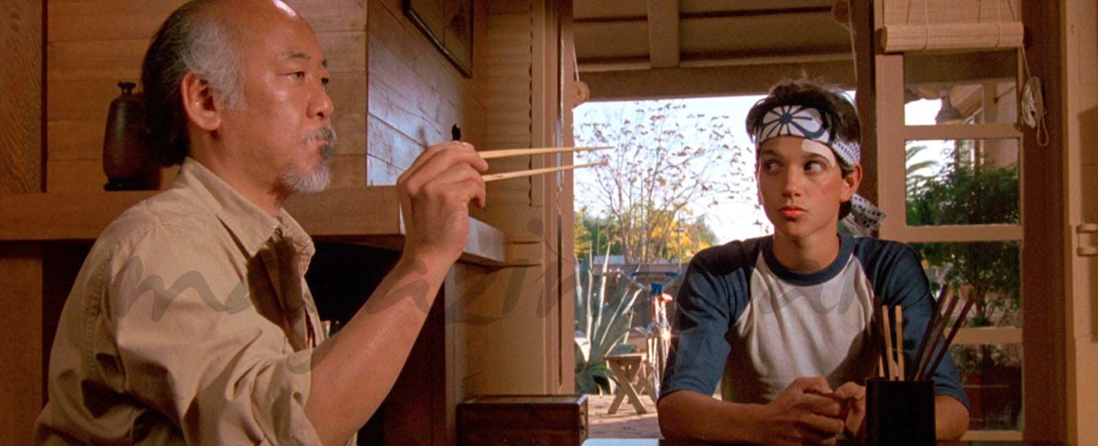 """Primeras imágenes de """"Cobra Kai"""", la serie secuela de """"Karate Kid"""""""