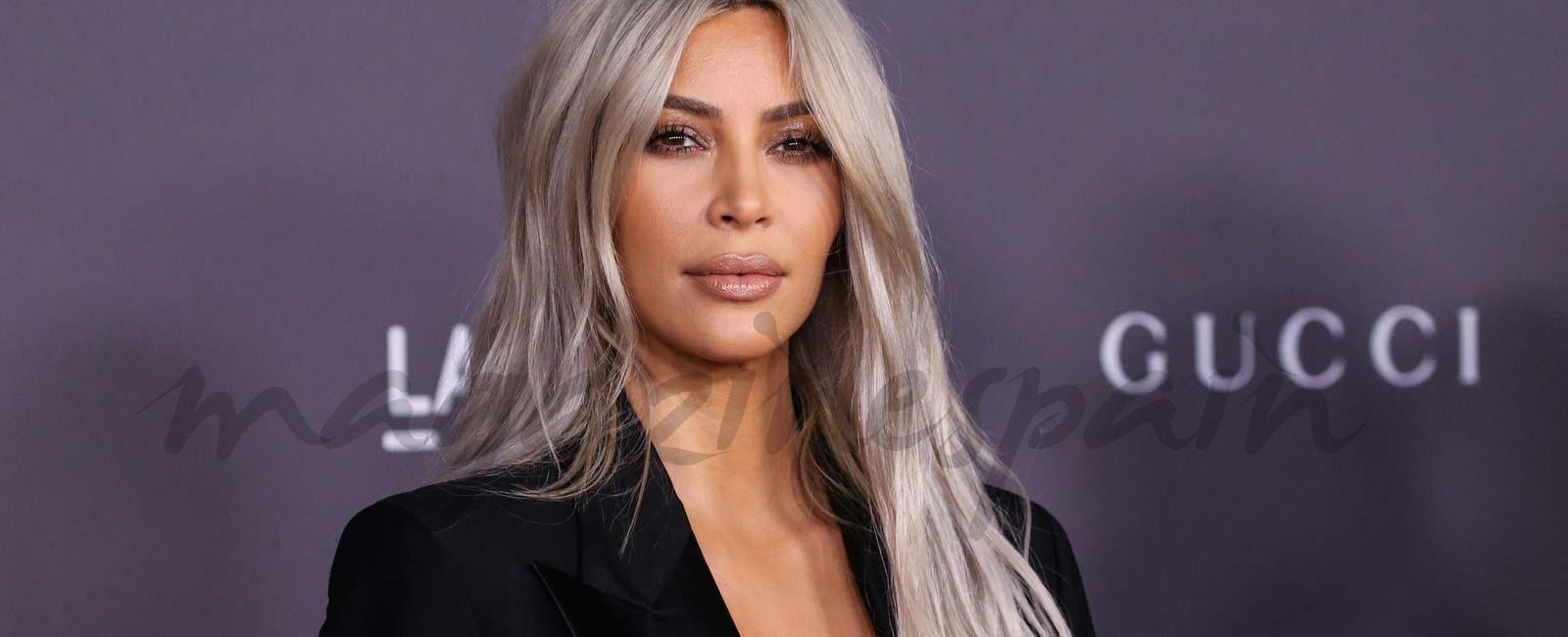 Kim Kardashian presenta, por fin, a la pequeña Chicago