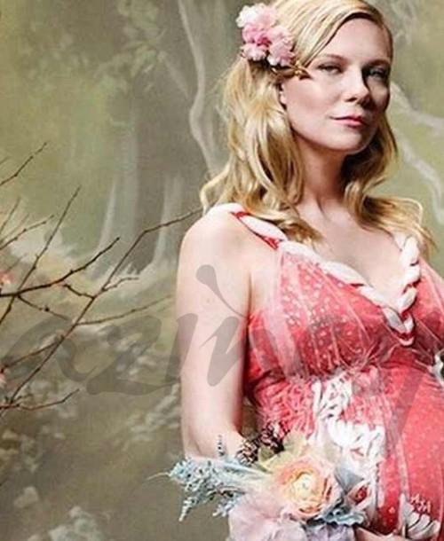 Kirsten Dunst ya es mamá