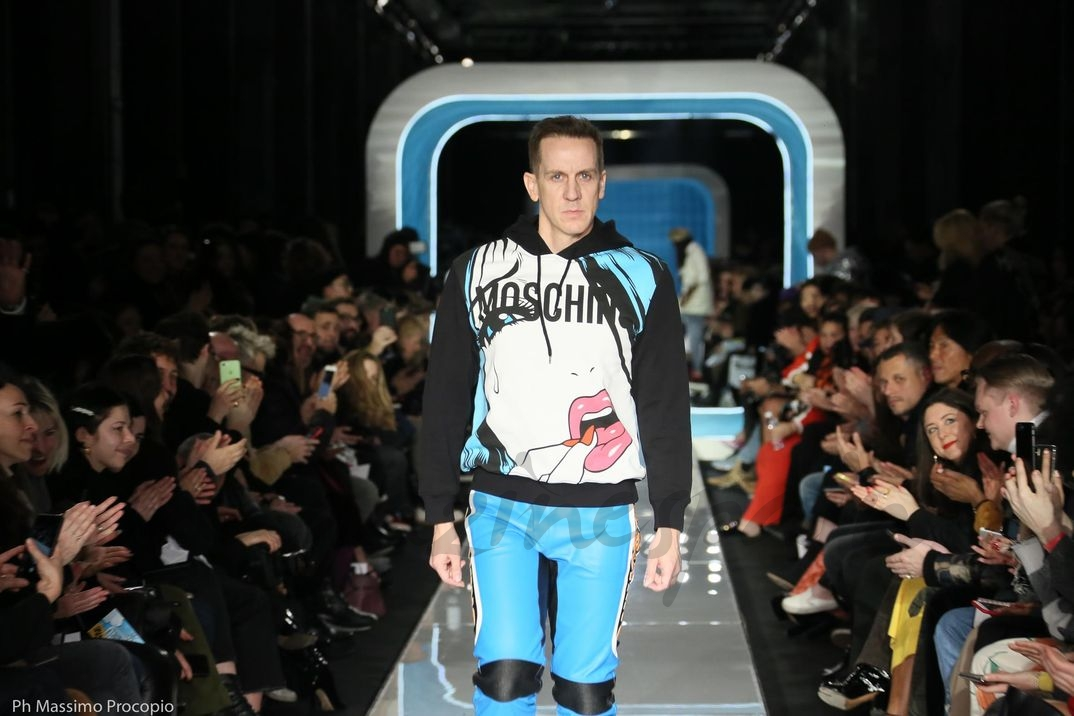 Jeremy Scott - Milan Fashion Week- Moschino - Otoño-Invierno 2018/2019