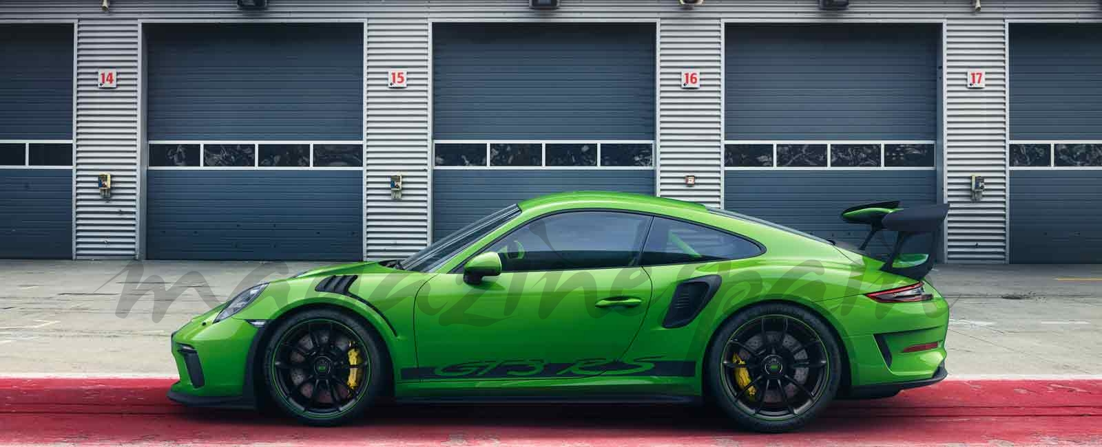 Nuevo Porsche 911 GT3 RS – Vídeo