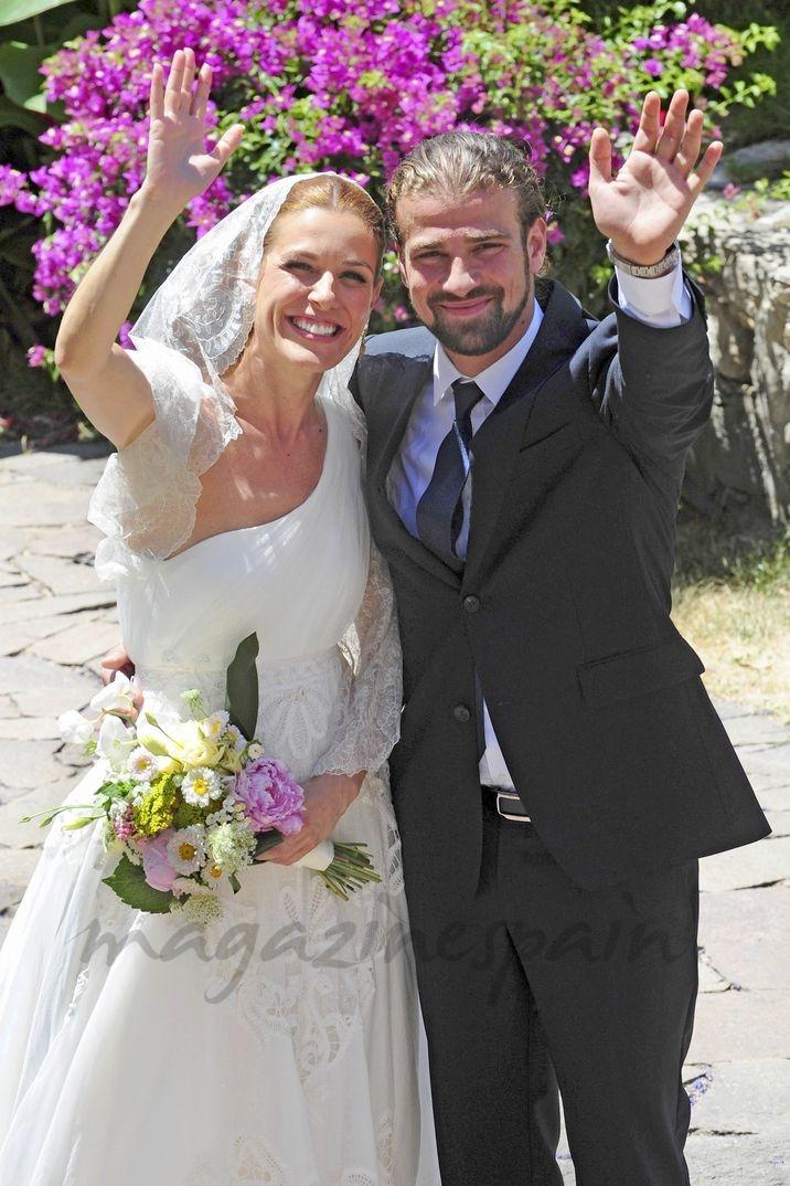 Raquel Sánchez Silva boda con Mario Biondo - 2012 -