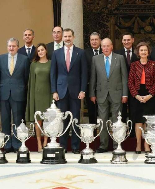 Los Reyes entregan los Premios Nacionales del Deporte