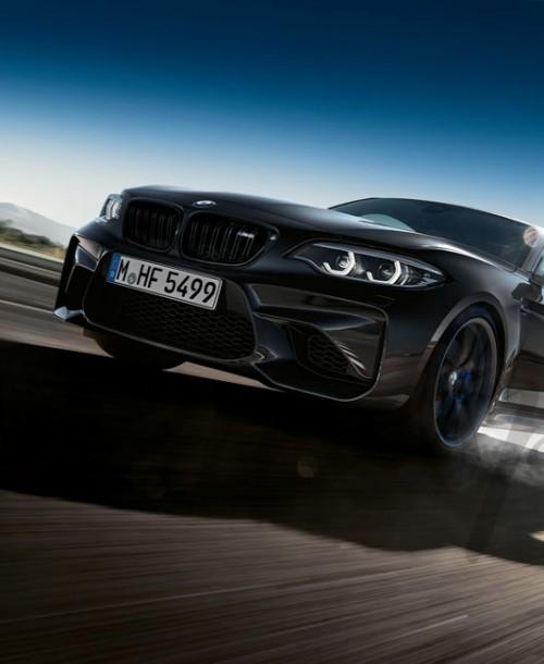 El nuevo BMW M2 Coupé Edition Black Shadow