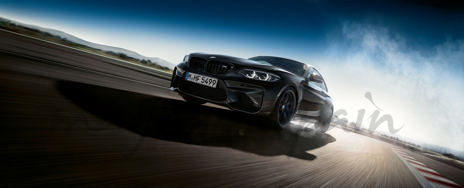 El nuevo BMW M2 Coupé Edition Black Shadow