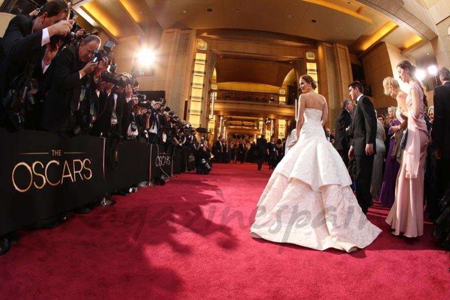 Belleza de Oscar entrada