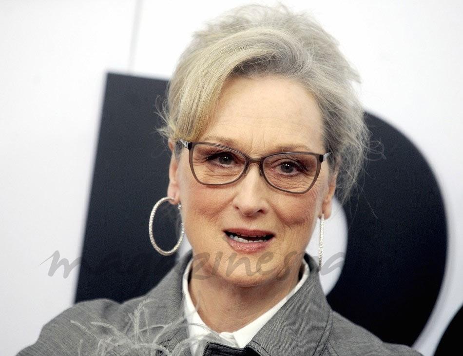 Meryl Streep (Premiere The Post en Washington)